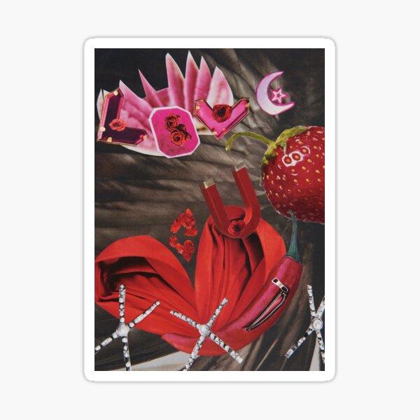 Love U My Valentine!  Sticker