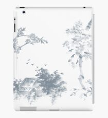 Sumi-e inspired (01) iPad Case/Skin