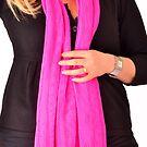 Pink Sash by Luke Griffin