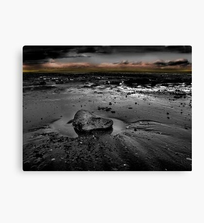 Sand Bay #2 Canvas Print
