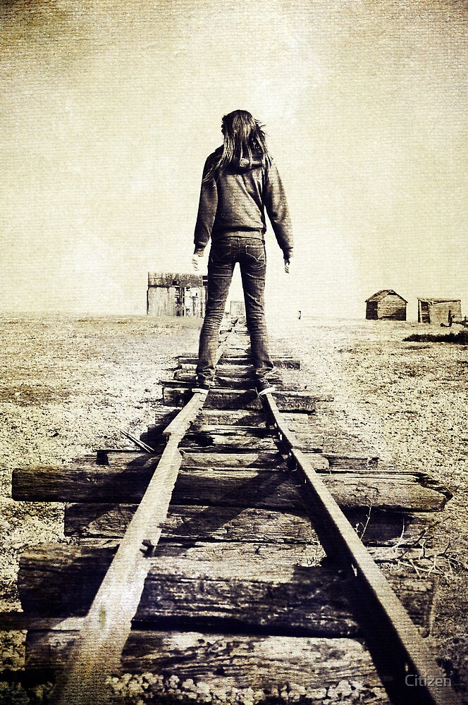 Lonesome Track by Nikki Smith