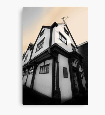Old Cloth Hall - Newbury Canvas Print