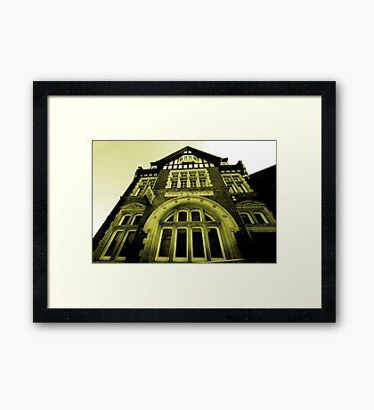 Post Office - Newbury Framed Print