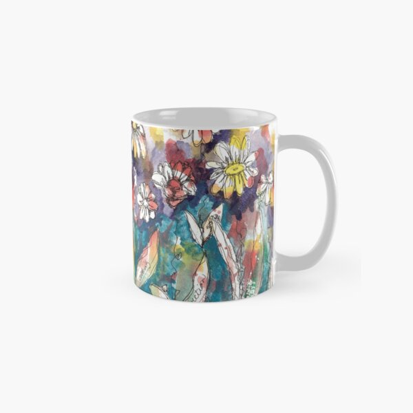 Feel Good Flowers Trust Classic Mug