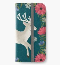 Winter's eve iPhone Wallet/Case/Skin