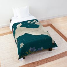 Winter's eve Comforter