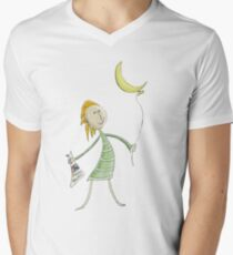 Moon Balloon Tee T-Shirt