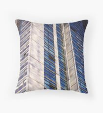 Lumiere in reflection Throw Pillow