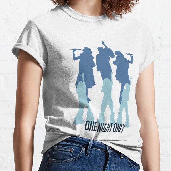 Donna and the Dynamos, for one night only! Camiseta clásica