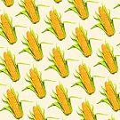 Corn Pattern by Kelly  Gilleran