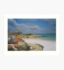 little Waterloo bay  is my  paradise Art Print