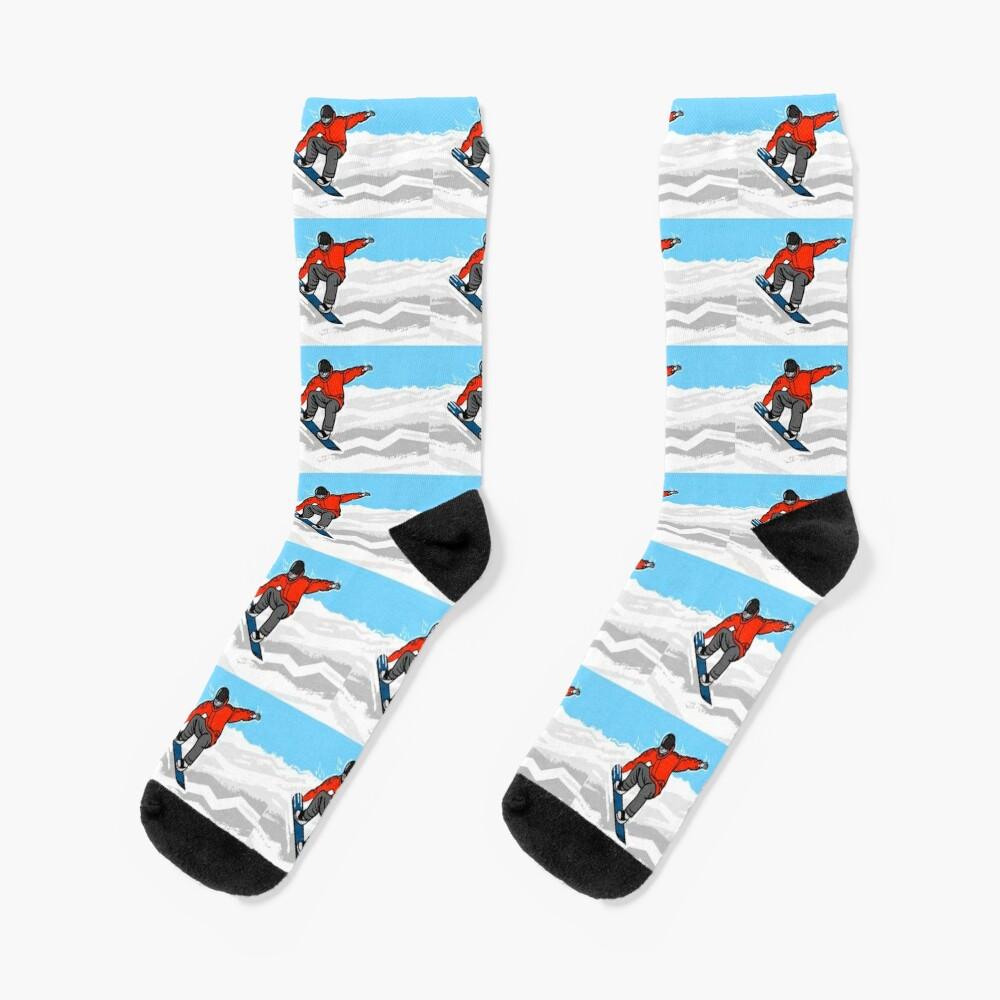 Snowboarding Socks