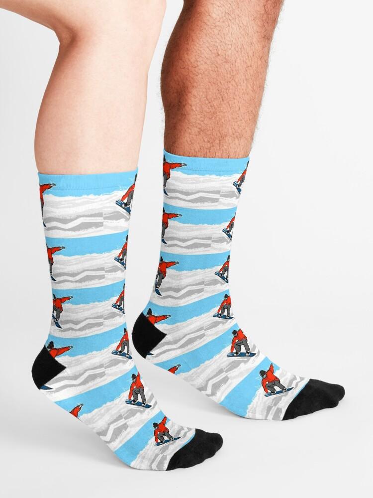 Alternate view of Snowboarding Socks