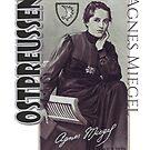 Poet Agnes Miegel..Ostpreussen by edsimoneit