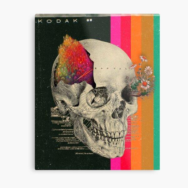 Piece 12 Metal Print