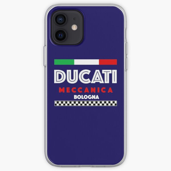 DUCATI 2 Coque souple iPhone