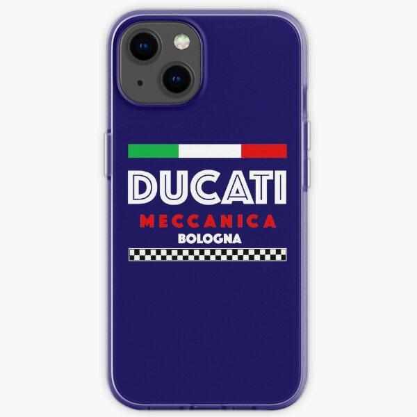 DUCATI 2 Funda blanda para iPhone