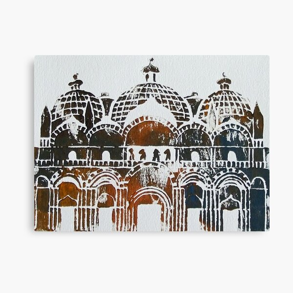 Doge's Palace - Venice, Italy Canvas Print