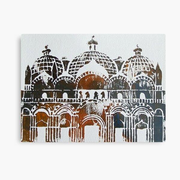 Doge's Palace - Venice, Italy Metal Print