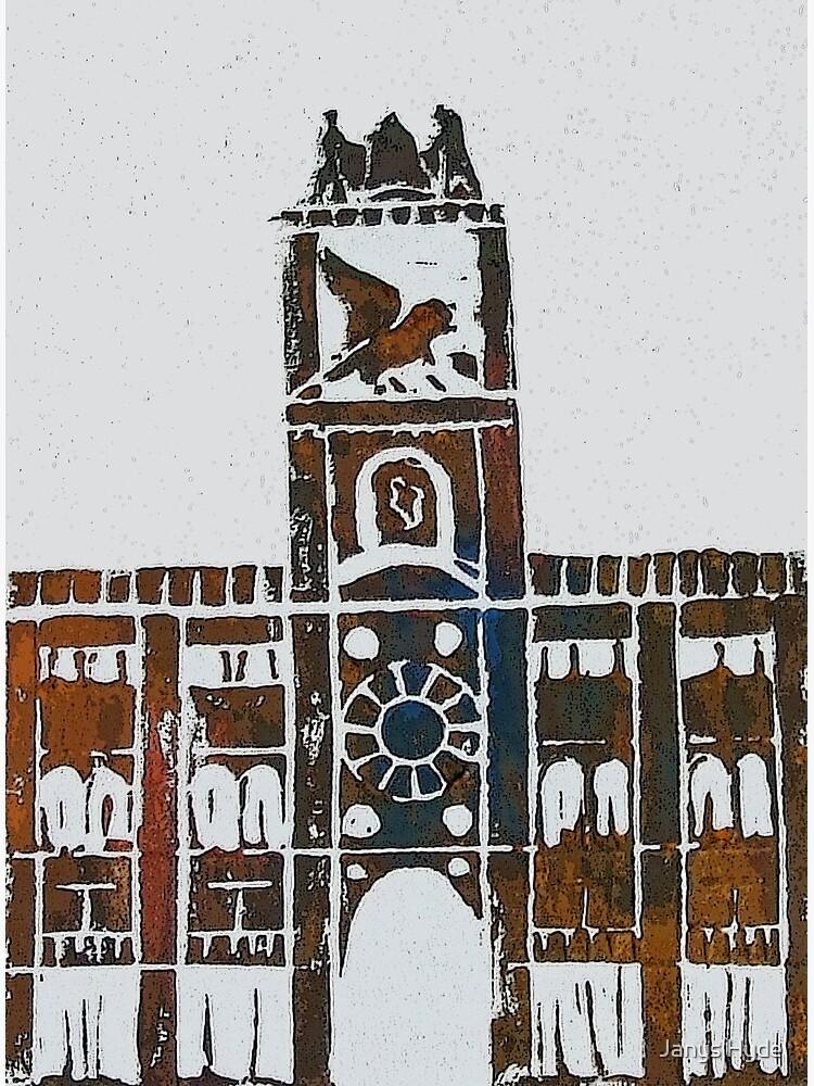 Clock Tower - Venice, Italy by venexian