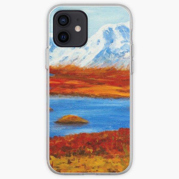Lochside, Scotland iPhone Soft Case