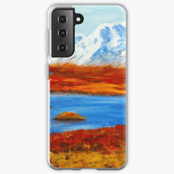 Lochside, Scotland Samsung Galaxy Soft Case