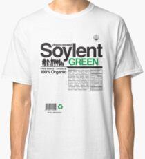 Contents: Unprocessed Soylent Green Classic T-Shirt