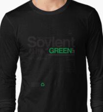 Contents: Unprocessed Soylent Green Long Sleeve T-Shirt