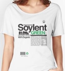 Contents: Unprocessed Soylent Green Women's Relaxed Fit T-Shirt