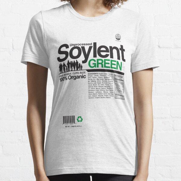 Contents: Unprocessed Soylent Green Essential T-Shirt