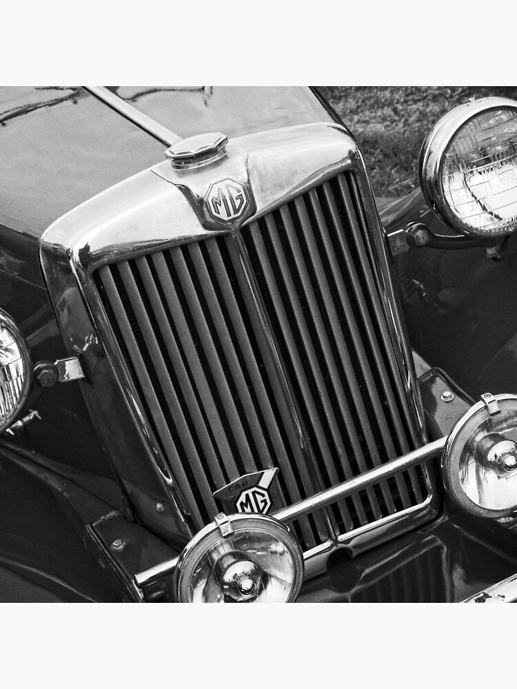 Classic MG Type T Sports Car by robcole