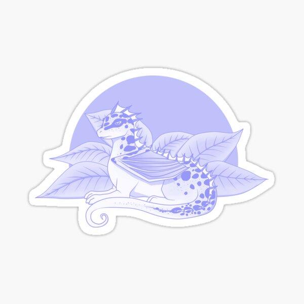 Poisonous Dragon (Purple Palette) Sticker