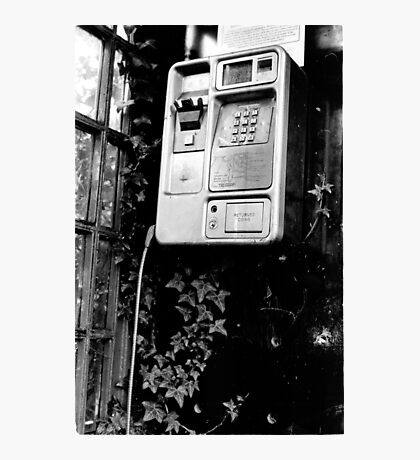 Silent War Three (35mm) Photographic Print