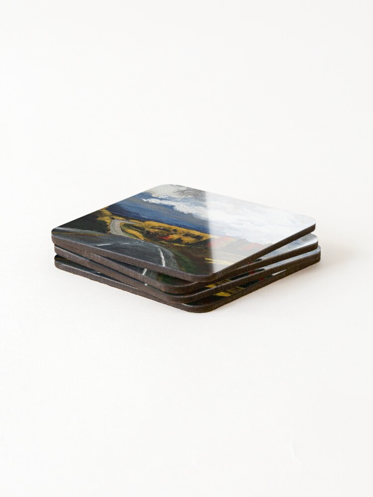 Alternate view of The Road Home Coasters (Set of 4)
