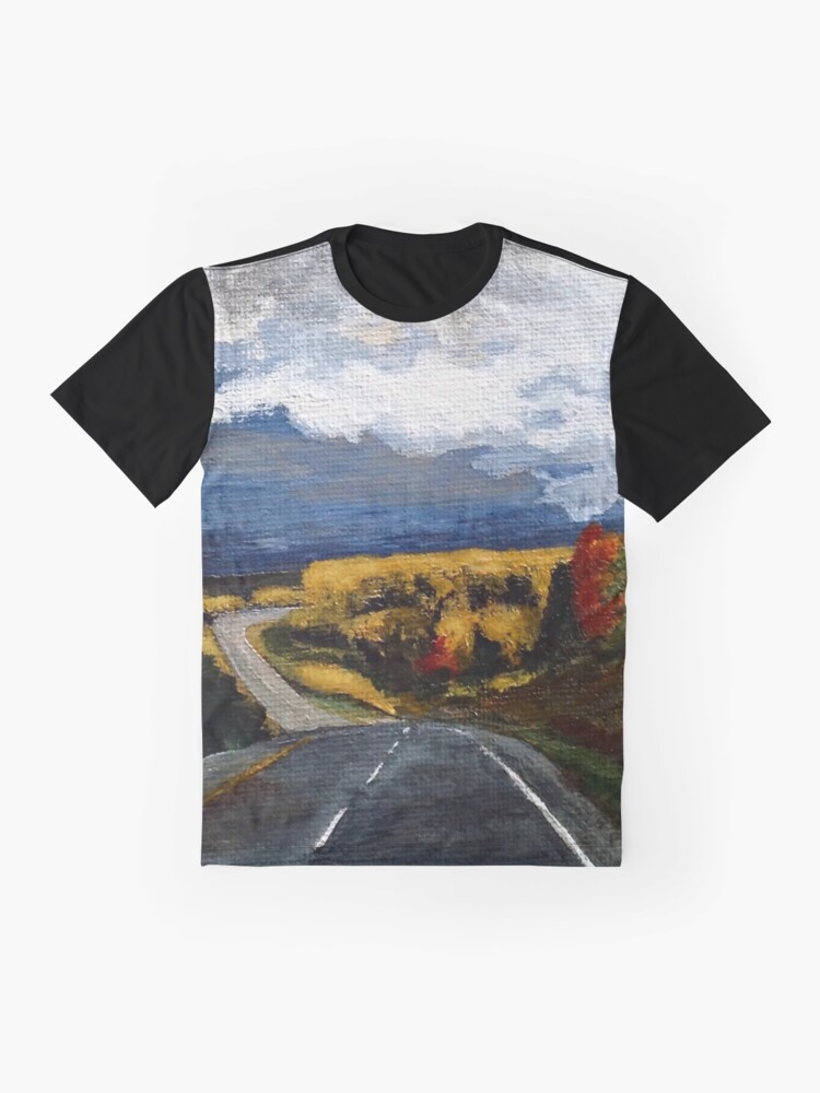 Alternate view of The Road Home Graphic T-Shirt