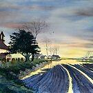 At Eveningtide by Glenn Marshall