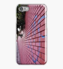 Red Perspective iPhone Case/Skin