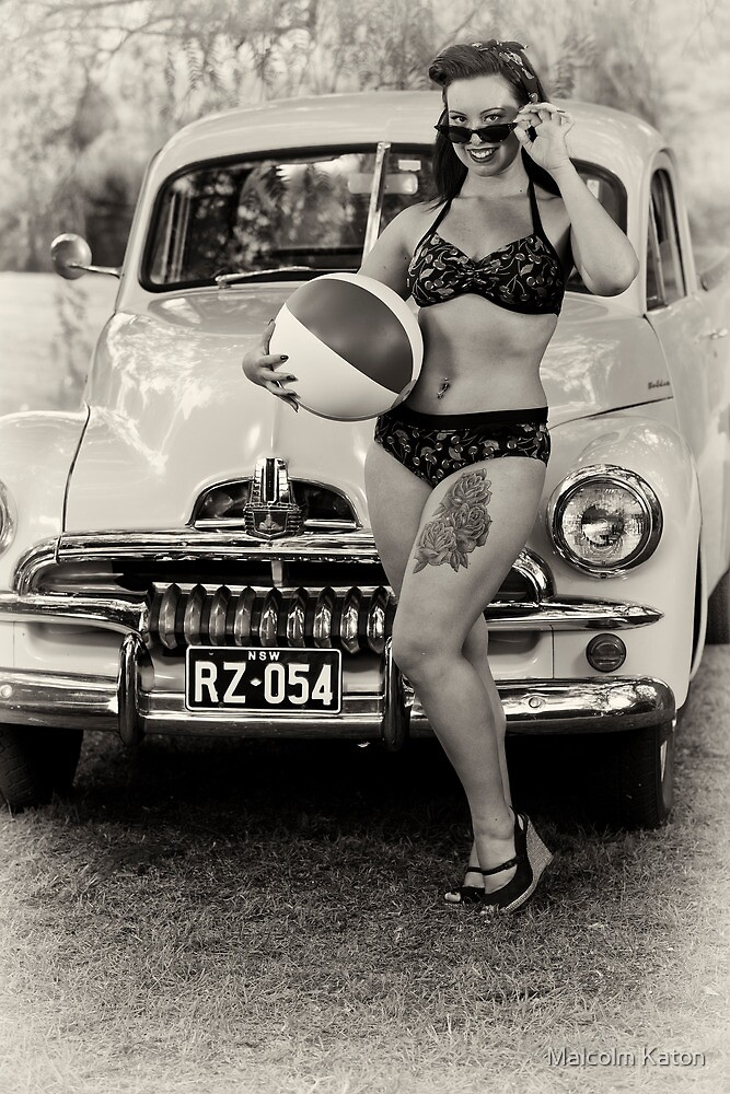 Fun in the Sun by Malcolm Katon