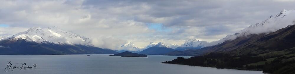 New Zealand's South Island roadtrip to Glenorchy by Gaylene Norton