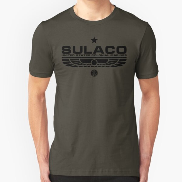 ..Sulaco. Slim Fit T-Shirt