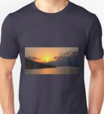 Sunrise on Halki Unisex T-Shirt