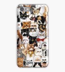 #Catminaproject by Jimiyo iPhone Case/Skin