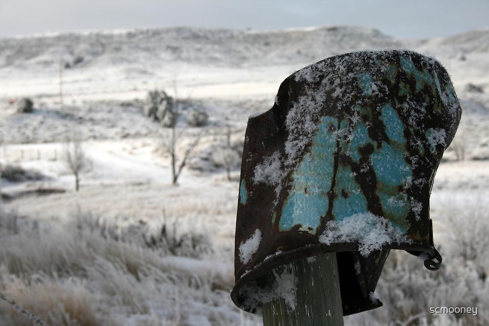 Winter Bucket by scmooney