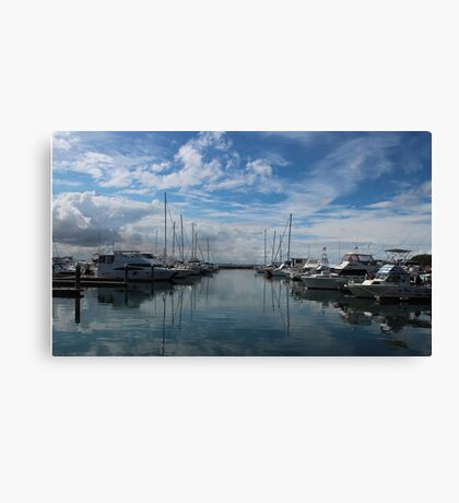 Nelson Bay Harbour Canvas Print