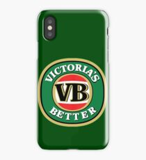Victoria's Better - Updated Version (better quality) iPhone Case/Skin