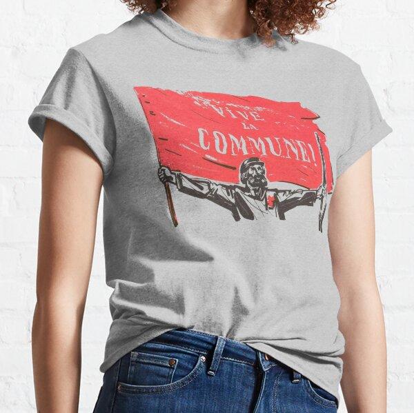 Vive La Commune! - Comuna de París Camiseta clásica