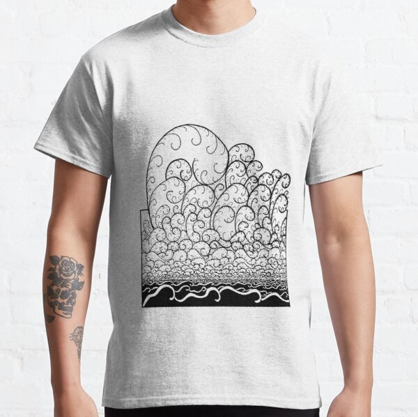 The Wave T-shirt classique