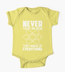 Humor Chemistry Science One Piece - Short Sleeve