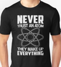 Humor Chemistry Science Unisex T-Shirt