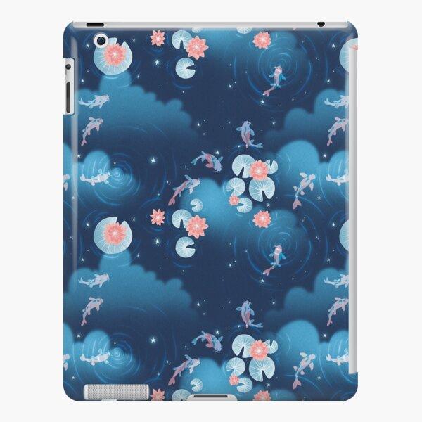 Koi pond - night iPad Snap Case